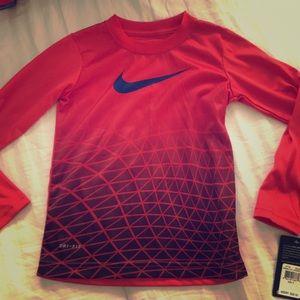 Boys Nike dri fit